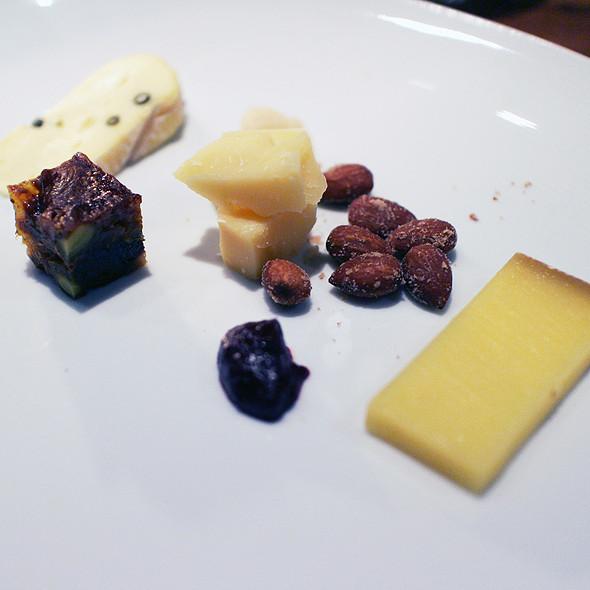 Cheese Plate @ Restaurant VOLT