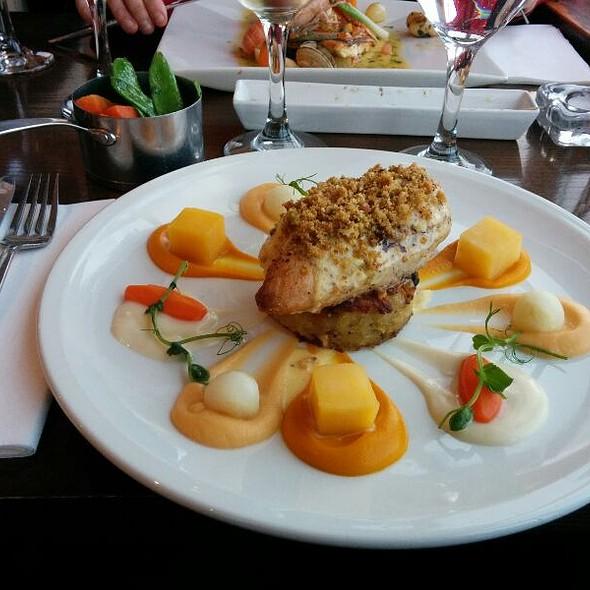Chicken Breast Owen Grilled @ Nautilus