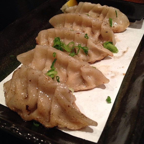 Gyoza - Masu Sushi & Robata, Minneapolis, MN