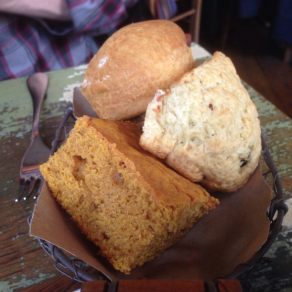 Bread Basket - Monument Lane, New York, NY