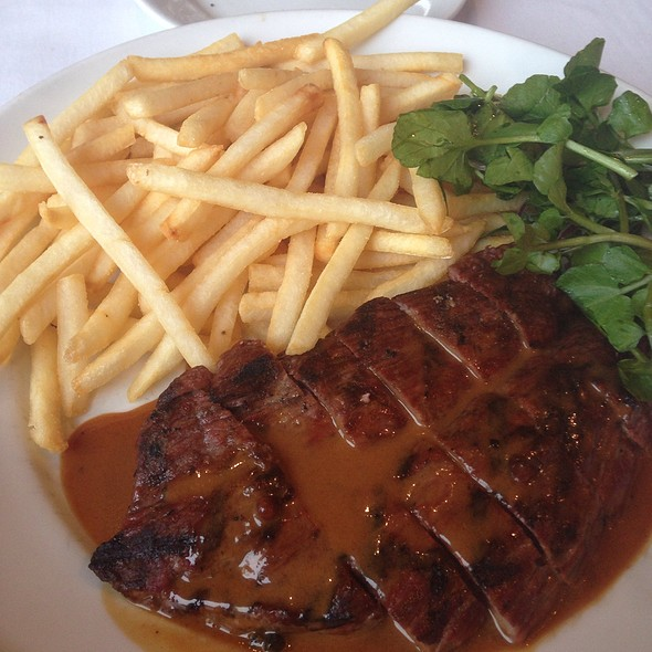 Butcher's Cut Steak And Fries - Porter House Bar and Grill, New York, NY