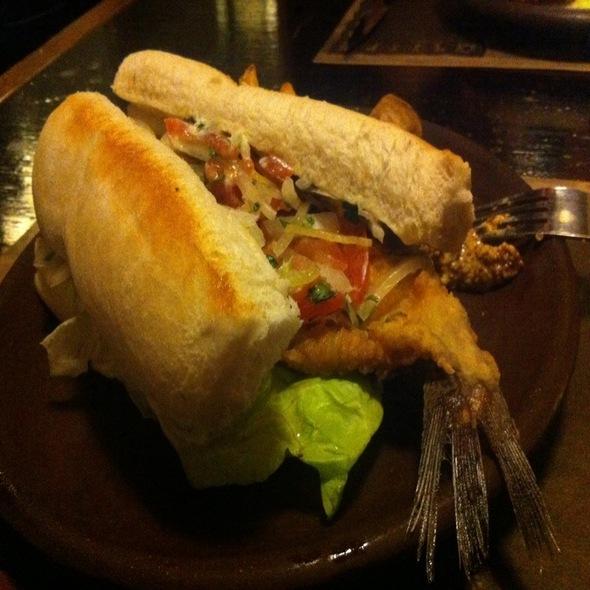 Sandwich San Antonio