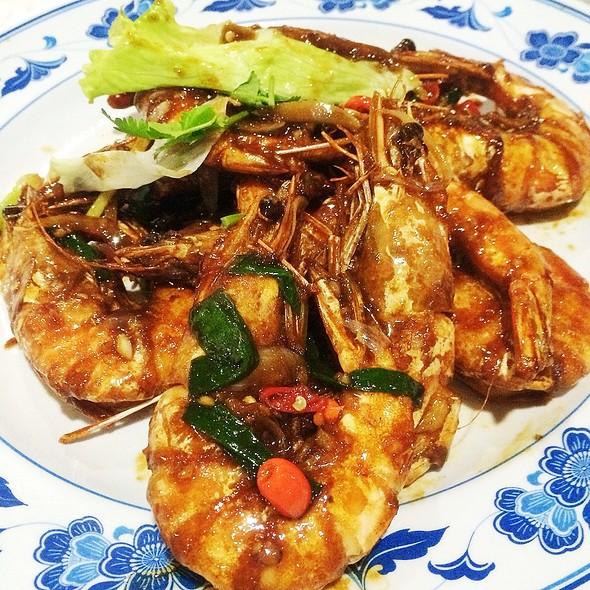Sweet Prawns @ Lai Wah Restaurant