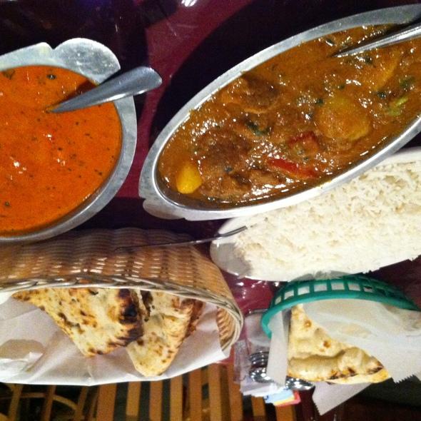 Chicken Tikki Masala @ Ahmed Indian Restaurant