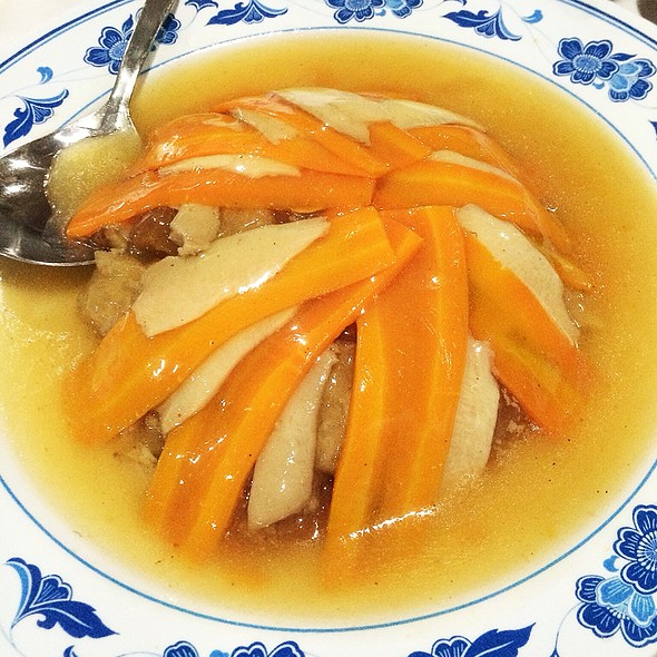 braised abalone with seacucumber @ Lai Wah Restaurant