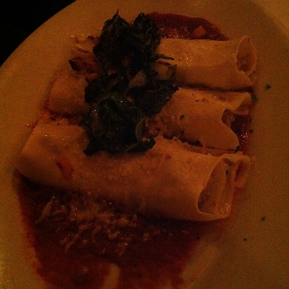 Cannelloni - Maggiano's - Milwaukee, Wauwatosa, WI