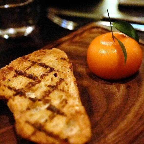 Meat Fruit @ Dinner by Heston Blumenthal