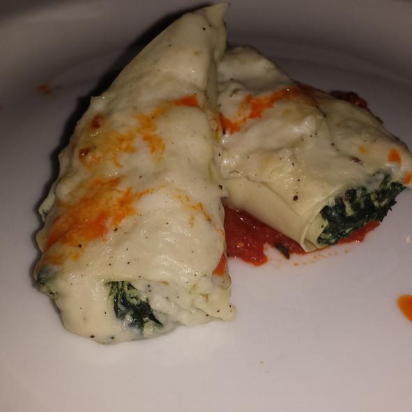 Cannelloni Alla Florentina @ Spaghetti Kitchen