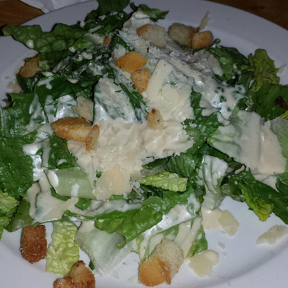 Caesar Salad @ INZO Italian Kitchen
