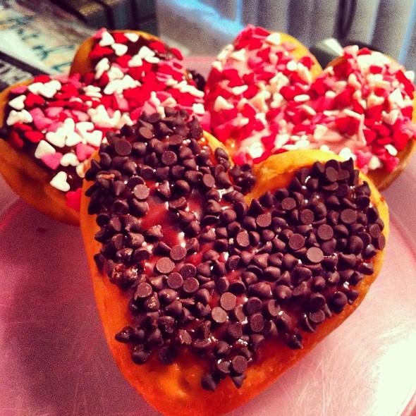 Brownie Batter Donut @ Dunkin' Donuts