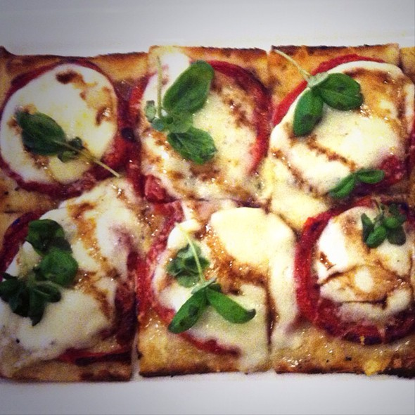 Oven-Dried Tomato Flatbread @ California Grill
