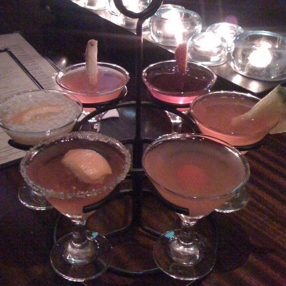 Martini Sampler @ Simply Fondue