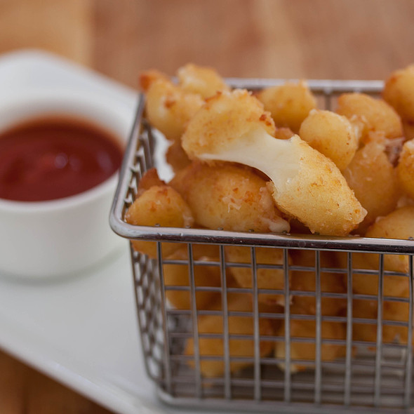 Fried Cheese Curds @ Sable Kitchen & Bar