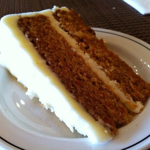 Carrot Cake @ Museum Tavern