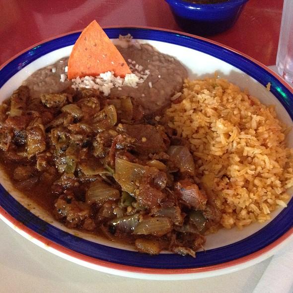 Sirloin Mexicano @ Mi Tierra Cafe Y Panaderia