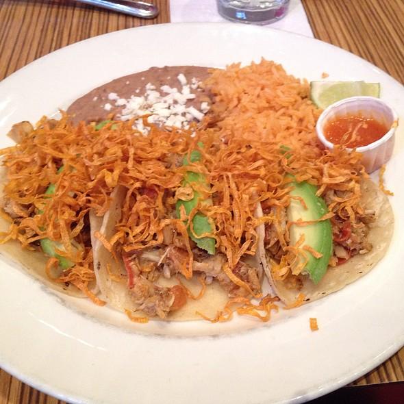 Crab Tacos @ Acenar