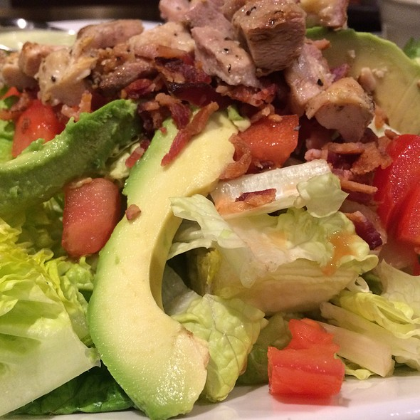 Cobb Salad @ Radisson San Francisco Airport
