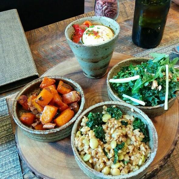 Southern Vegetable Plate @ Husk