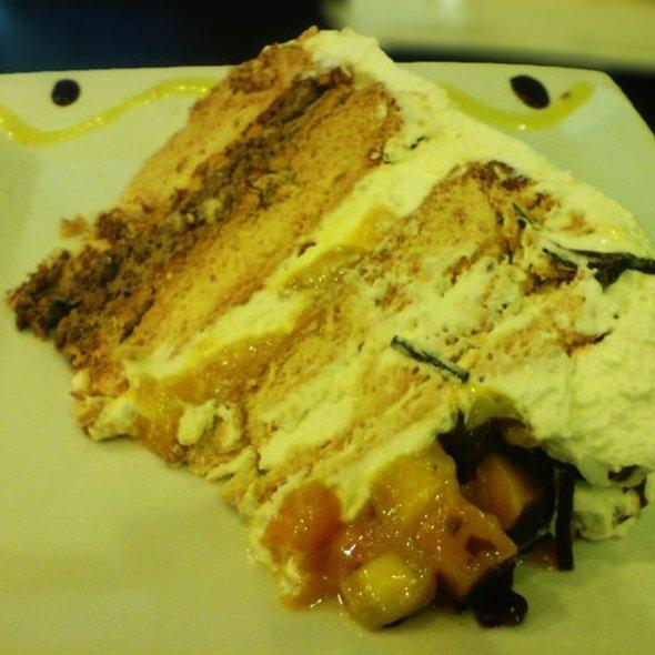 Mango Bravo Cake @ Conti's Pastry Shop & Restaurant