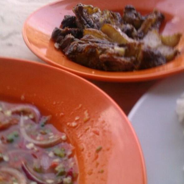 Daging Bakar