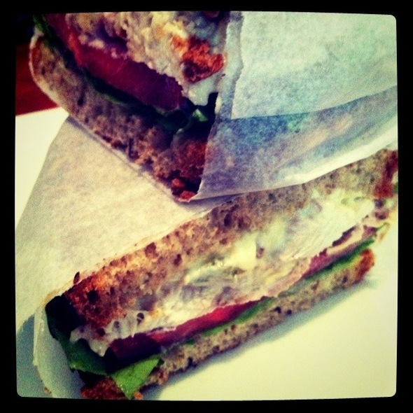 Chicken Salad Sandwich @ Whisk Gourmet Foods & Catering