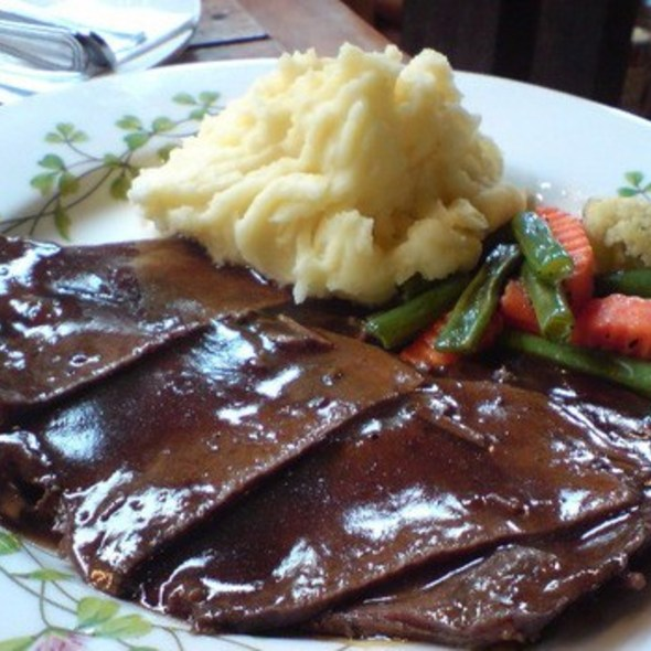 Roast Beef @ Bag Of Beans Coffee Shop And Bakery