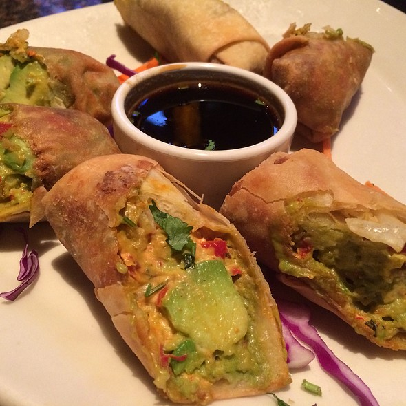 Avocado Eggrolls @ BJ's Restaurant & Brewhouse