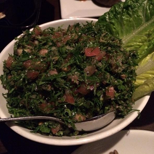 Taboule - NAYA Mezze & Grill, New York, NY