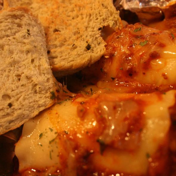 Lasagna Wrap @ Banapple Pies & Cheesecakes