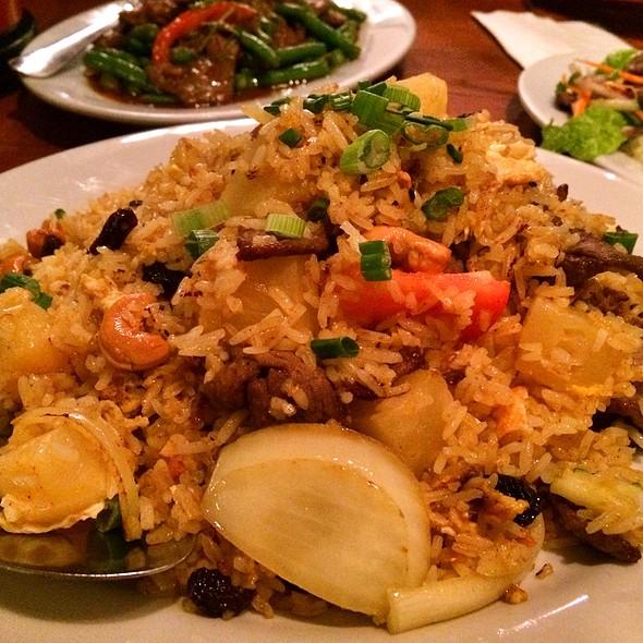 Archi S Thai Cafe Las Vegas Nv