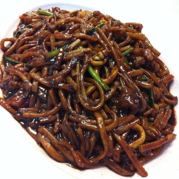 Malaysian Style Hokkien Noodles