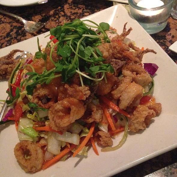 Crispy Fried Calamari - New Yorker Restaurant, Salt Lake City, UT