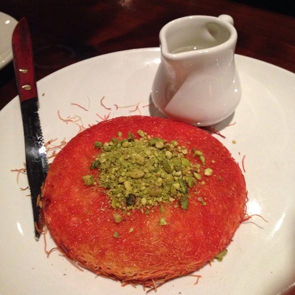Kenafeh @ Dishdash Grill