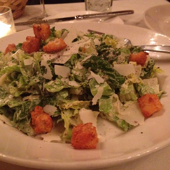 Ceasar Salad - Tuscany - Wheeling, Wheeling, IL