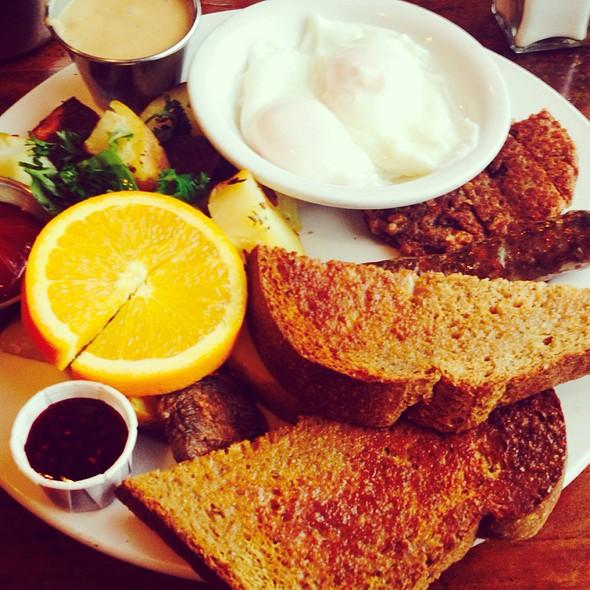 Weekday Breakfast Special