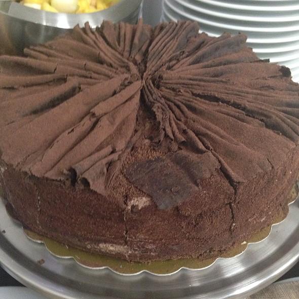 Chocolate Cake @ H2c Hotel Milanofiori