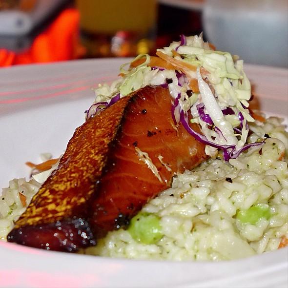 Miso Glazed Salmon - Restaurant Epic, Honolulu, HI
