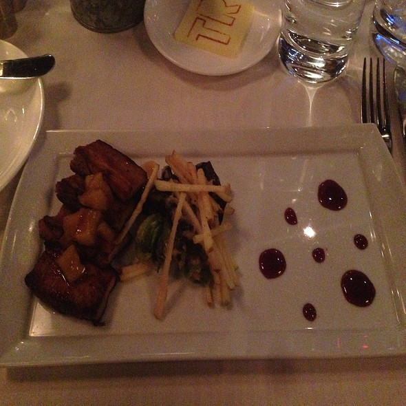 Pork Belly - The Tasting Room, Frederick, MD