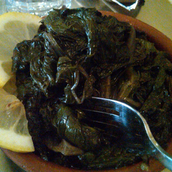 Collard Greens @ Snack