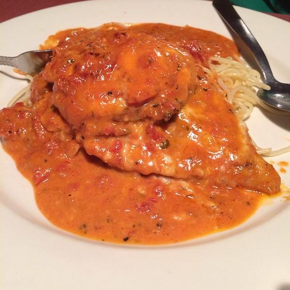 Chicken Aristocrat @ Veronas Italian Restaurant