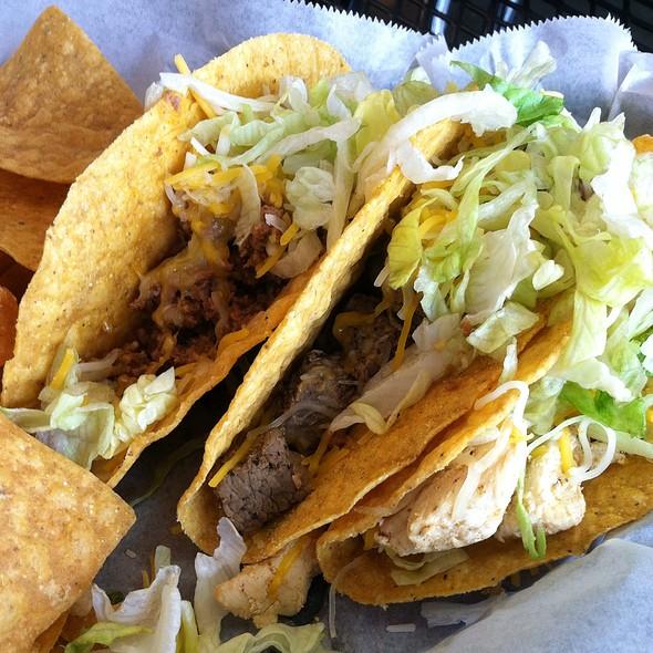 3 Tacos @ Taqueria Mestizo Southwest Grill