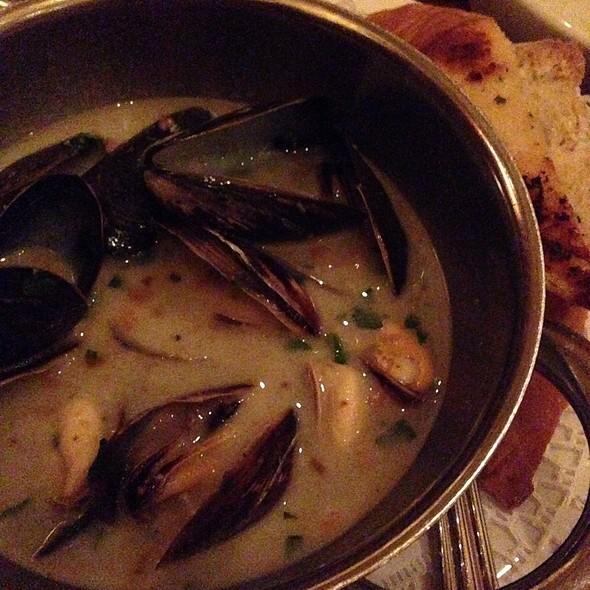Mussels - Pierpont's at Union Station, Kansas City, MO