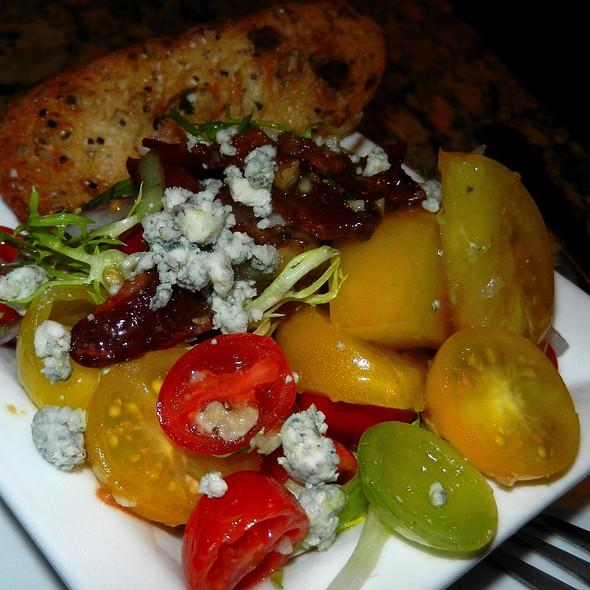 Backyard Tomato Salad - Lucille's, Houston, TX