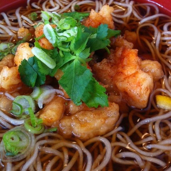 Seiro Noodles