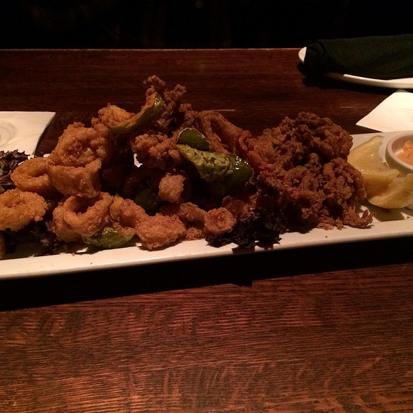 Fried Calamari - Redstone American Grill - Plymouth Meeting, Plymouth Meeting, PA