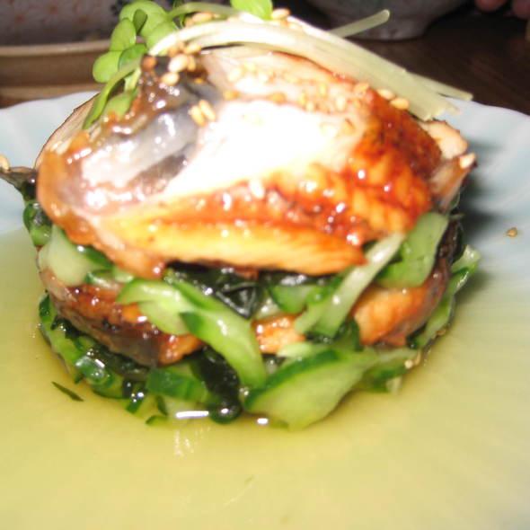 Octopus Salad @ Sakagura