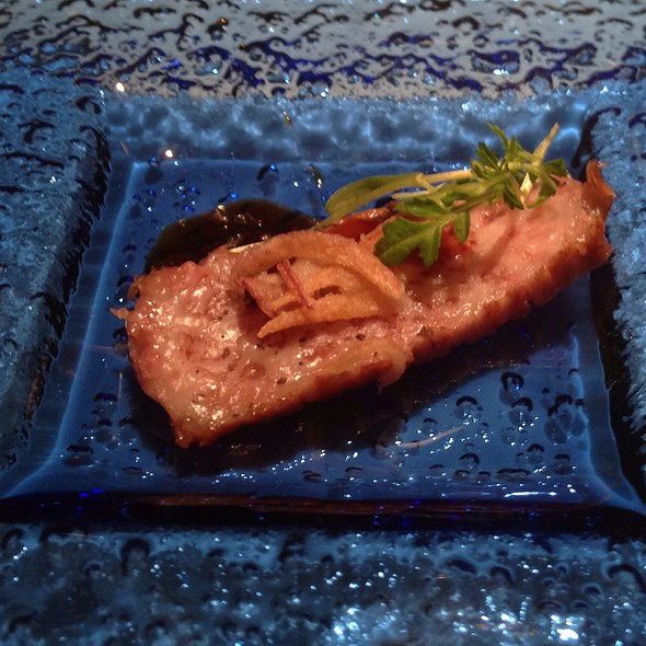Amuse Bouche Of Waygu Beef - Aquaknox, Las Vegas, NV
