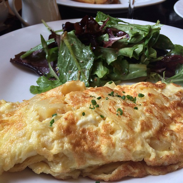 French Omelet  - Le Zinc, San Francisco, CA