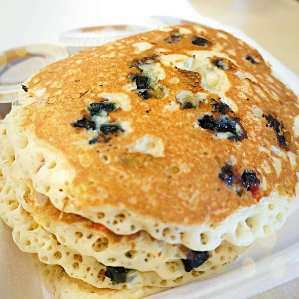 Bluberry Pancakes