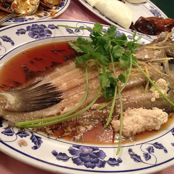 Seafood port chinese restaurant menu torrance ca for Steamed whole fish